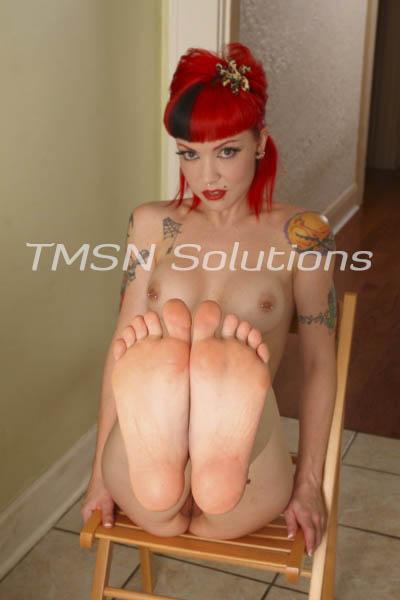 Worship Goddesses' Feet